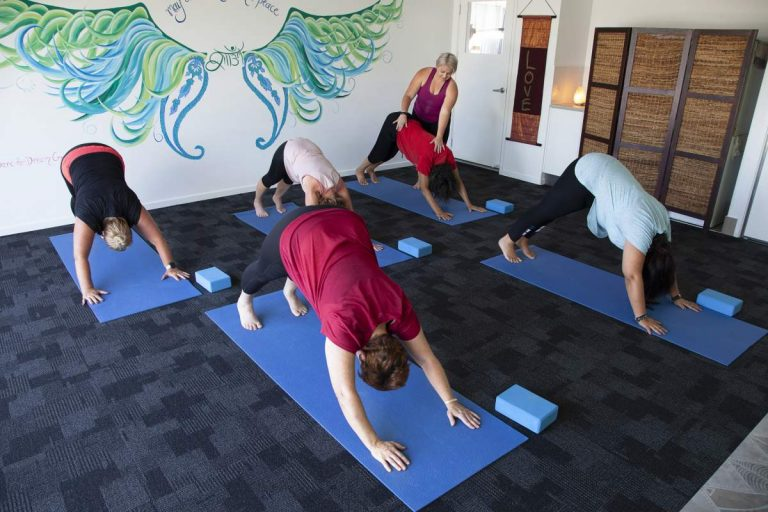 Caloundra Yoga Studio Katriena 4